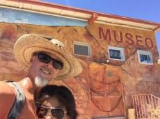 FL crew at the museum