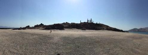 The little island in Pescador