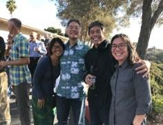Cousin Matt joins three Sawasaki sibs