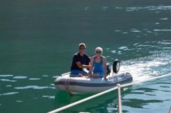 Jim and Gwen of Sea Esta