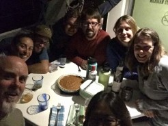 Christmas crew - Ripple, Adventurer, SNL, and FL