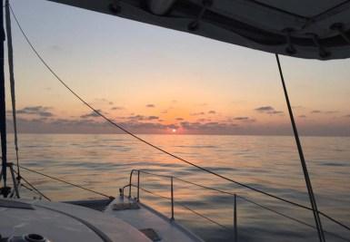 Sunset at Isla Isabela