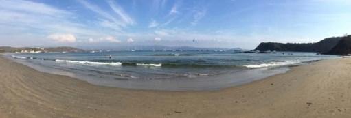 A big, beautiful bay