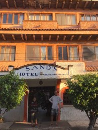 The Sands Hotel - maybe for the next family visit