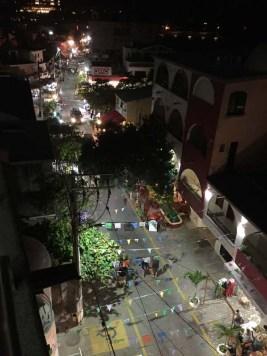 Night over Barra