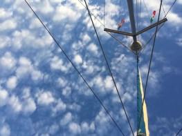 The La Ramada sky