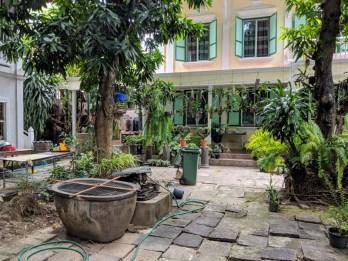 A random courtyard