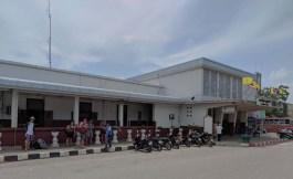Surat Thani train depot