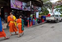 Monks need stuff too