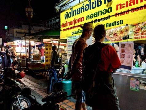 Night market noms