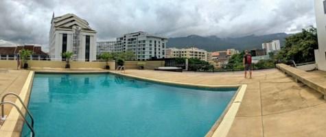The Trio pool