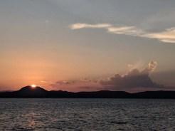 Sunset at Santo Domingo