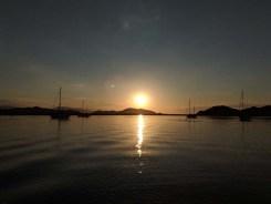 Sunrise over La Gringa