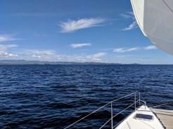 Beautiful sailing...