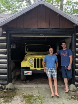 Nice old Jeep