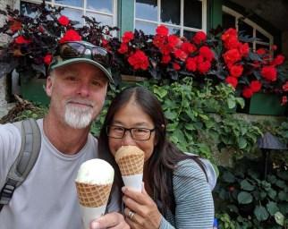 And ice cream!