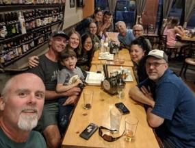 Reno peeps gathering at the Mellow Fellow