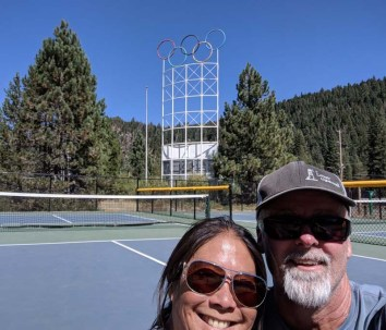 Pickleball at Squaw Valley Park