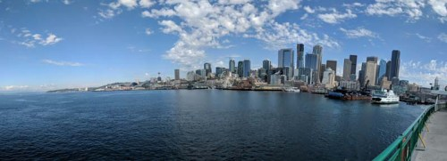 Seattle is such a pretty city