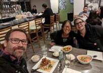 Thai with Simon and Erin