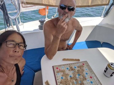 Sometimes you gotta play some Scrabble