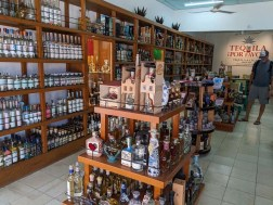 Tequila-only shops