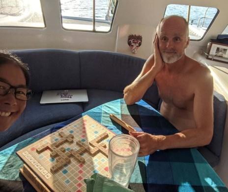 A little more Scrabble