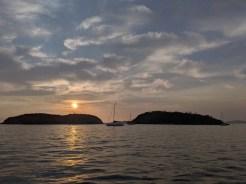 A Chamela sunset
