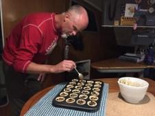 Canadian tarts (thx, Nancy Fraser, for the recipe!)
