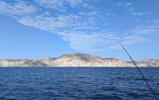 Sailing back to Cholla Corner