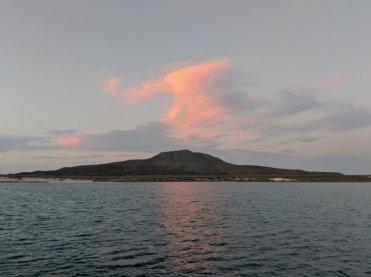 The quiet Coronados volcano