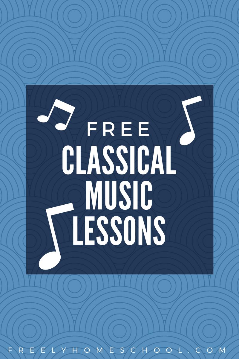 Free Classical Music Appreciation and Composer Study for Preschool ...