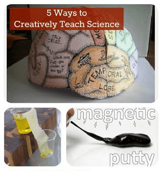 5 Ways to Homeschool Your Way Through a Science Experiment
