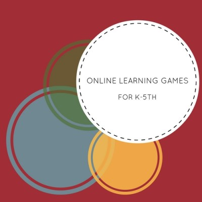 Free Online Learning Games for K-5th