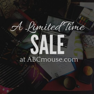 This Week Only: 50% Off ABCmouse.com