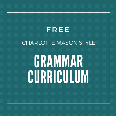 Free Grammar Curriculum for Elementary, Middle, & High School