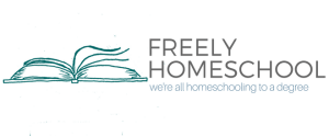freely homeschool header image