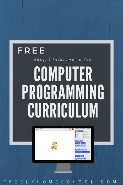 Free Computer Programming Curriculum for Kids