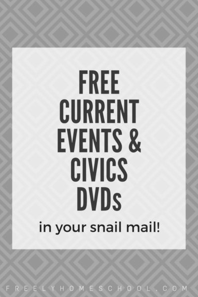 Free Current Events & Civics DVDs