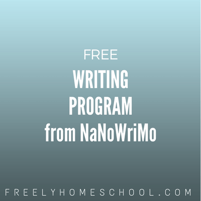 Free Workbooks, Lesson Plans, and More for Young Novelists