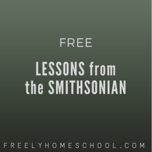 free lessons from Smithsonian education