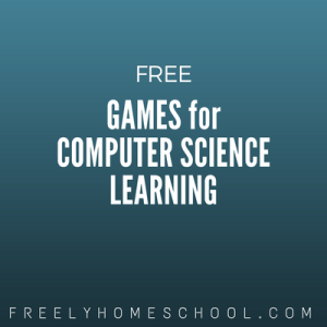 free games for computer science learning