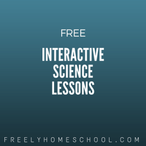 free interactive science lessons