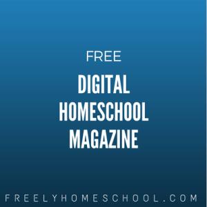 free digital homeschool magazine