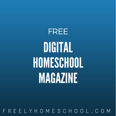 Free Digital Homeschool Magazine