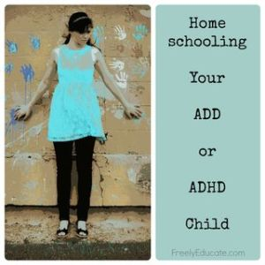 tips from homeschoolers for your active child