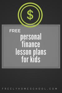 Economic & Personal Finance Lesson Plans for K-12