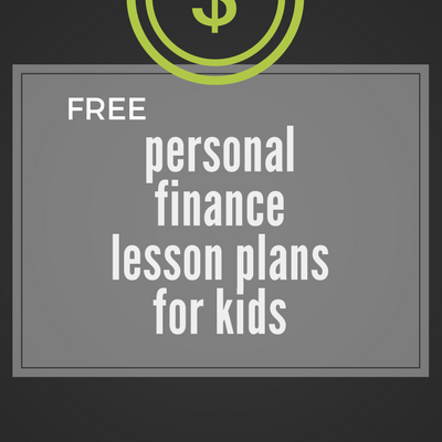 Economic & Personal Finance Lesson Plans for K-12