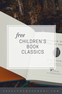 Free Classic Books for Children