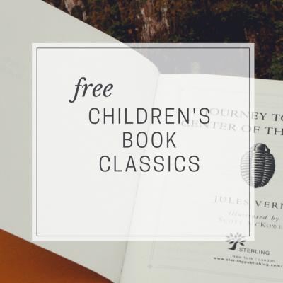 Free Classic Books for Children